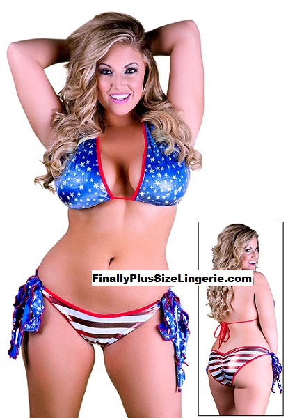 Plus Size Bikini Sale! come on in!