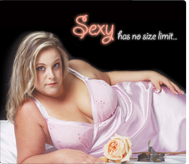 Finally Plus Size Lingerie Background Picture
